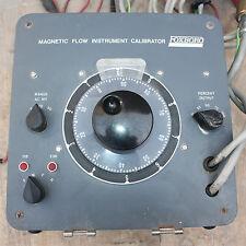 FOXBORO Magnetic Flow Instrument Calibrator Model 8120-5