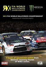FIA World Rallycross Championship - Official Review 2015 (New 2 DVD Set) RX