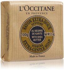 L'Occitane Verbena Shea Butter Extra Gentle Soap 100g/3.5oz 3 Pack