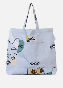 Ellen Rutt x Gorman INCOMPLETE THOUGHT TOTE ~ Brand New With Tag