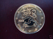 manueduc   FINLANDIA  2002  50  Céntimos  EURO   Nuevos  Sin Circular