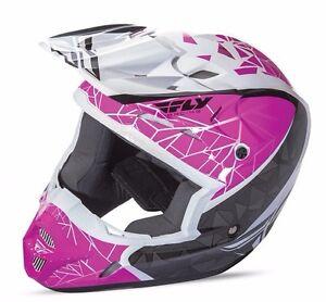 NEW Fly Racing Kinetic Crux Helmet  Dirt Bike Offroad MX ATV motorcycle BMX UTV