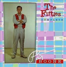 Pat Boone The Fifties Complete 12 CD Disc Box Bear Family Records
