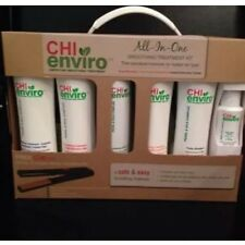 CHI-ENVIRO-ALL-IN-ONE-SMOOTHING-TREATMENT-KIT-G2-DIGITAL-FLAT-IRON-