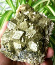 F2752 Wow!Cubic Cumulate Garnet/ Andradite Crystal Mineral Specimen 912g