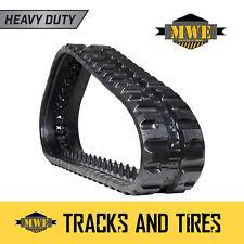 Pair Of Bobcat T190 13 Mwe Heavy Duty C Pattern Ctl Rubber Track