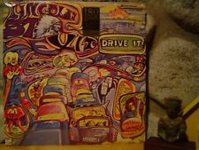 LINCOLN STREET EXIT Drive It! LP/1970 New Mexico US/Hard Blues Psych Rock/NEW!