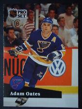 NHL 219 Adam Oates St. Louis Blues Pro Set 1991/92