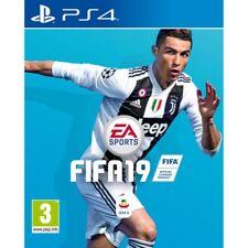 FIFA 19 PS4 ITALIANO MULTILINGUE PLAY STATION 4 GIOCO FIFA 2019 VIDEOGIOCO NUOVO
