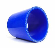 """2.25"""" (57MM ID) STRAIGHT SILICONE HOSE COUPLER 70MM LONG Intercooler Induction"""
