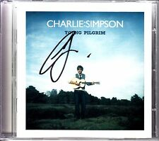 CHARLIE SIMPSON Young Pilgrim 2011 UK 12-track SIGNED / AUTOGRAPHED CD + CoA