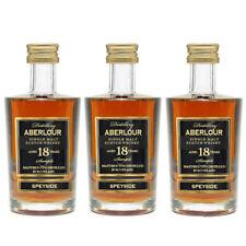Aberlour 18YO 1x5cl Sample Miniature Speyside Single Malt Scotch Whisky