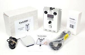 CatLABS Universal Digital Darkroom Timer + Foot Switch (for any enlarger)