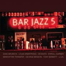 Bar Jazz 5 (2003, Sony) Manhattan Transfer, Harry James, Jimmy Rushing,.. [3 CD]