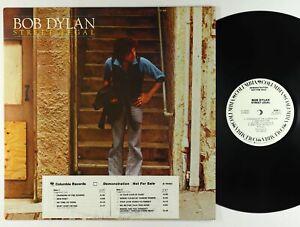 Bob Dylan - Street-Legal LP - Columbia VG++ PROMO