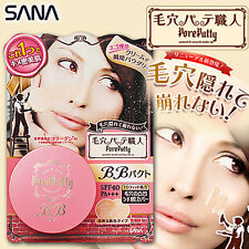 F25 Japan SANA All IN ONE Pore Putty Powder BB Cream Cosme No.1 Vote