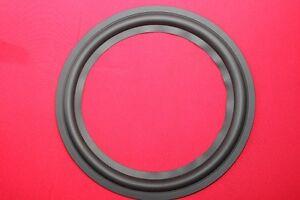 """2 pcs 7"""" B&W woofer Bass loudspeaker Speaker rubber surrounds 126 139 159 175mm"""