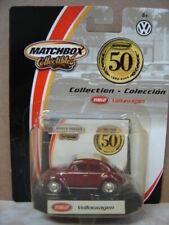 2002 MATCHBOX 50TH ANNIVERSARY COLLECTION   1962 VOLKSWAGEN VW BUG
