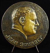 Médaille silot Jean Sourbet Céréale UNAC la Grande Paroisse Max le Verrier Medal