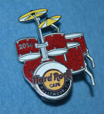 HARD ROCK CAFE 2014 Hollywood FL Red Drum Puzzle 1 Pin # 76943