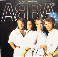CD ABBA / The Name of the Game – POP Album - OVP