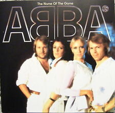 CD Abba/the name of the Game-Pop Album
