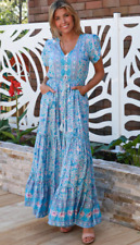 Dress women's maxi boho bohemian designer dreamcatcher