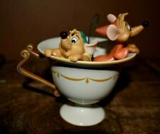 Walt Disney classic collection Gus & Jaq - Tea for Two