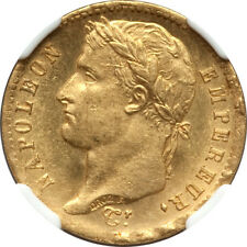 France 1811-A Napoleon Gold 20 Francs NGC MS-64
