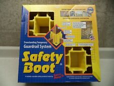 Safety Boot Guardrail System by Safety Marker NEW!!