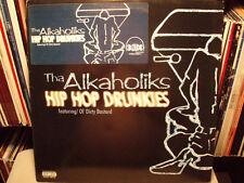 """THA ALKAHOLIKS + OL' DIRTY BASTARD - HIP-HOP DRUNKIES (12"""")  1997!!!  RARE!!!"""