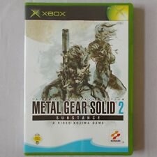 XBOX - Microsoft ► Metal Gear Solid 2 - Substance ◄ TOP
