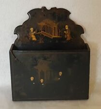 Wood/Woodenware Primary 1850-1899 Box Japanese Antiques