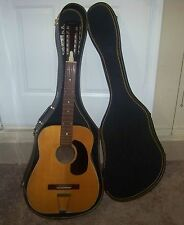 Canora Guitar 12 String Vintage Original RARE Canadian Canora 12 String Acoustic