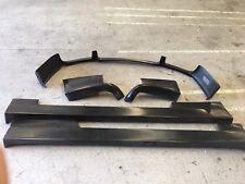 TeamJetspeed Made Fiberglass NISSAN R33 GTS-T SER2 Front Lip REAR POD & SKIRT