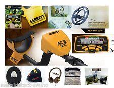 New Garrett Ace 300 + Enviro & Coil Covers, Headphone +Camo Pouch, FREE SHIPPING