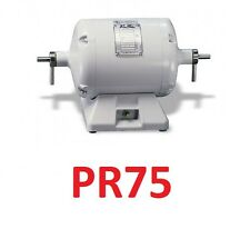 2 Speed Polishing Lathe 1,725 & 3,450 RPM 1/3 HP Ray Foster PR75 Dental Lab FDA