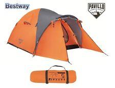 Bestway 68007 Zelt Campingzelt Familienzelt Kuppelzelt mit Tunneleingang