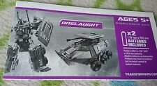 Transformers UNIVERSE ONSLAUGHT INSTRUCTION BOOKLET ONLY GREAT CONDITION