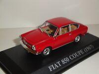 FIAT 850 COUPE 1967 (1/43 IXO-ALTAYA)
