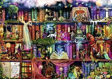 NEW! Ravensburger Fairytale Fantasia by Aimee Stewart 1000 piece fantasy jigsaw