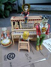 Unique Art Li'l Abner & The Dogpatch Band Wind-up Toy, 1945