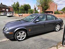 Jaguar S Type R 2002