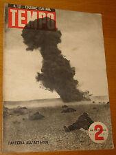 TEMPO 1942/152=FANTERIA ATTACCO=LA MAIELLA=LAURA NUCCI=ETTORE CAORSI BALLERINE=