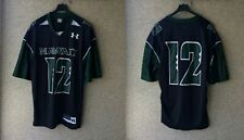 Hawaii Rainbow Warriors Football Shirt Under Armour Jersey # 12