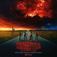 Stranger Things: Music From The Netflix Original Series [CD]
