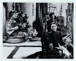 The Mask of Fu Manchu 1932 Photo Reproduction - Boris Karloff Olive Young