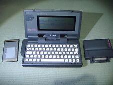 Atari Portfolio equipo portátil Vintage