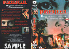 Lower Level, David Bradley Video Promo Sample Sleeve/Cover #11703