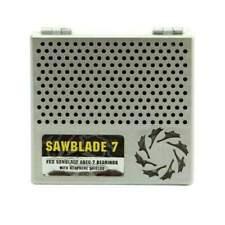 Fkd Sawblade Abec 7 Neoprene Skateboard Bearings